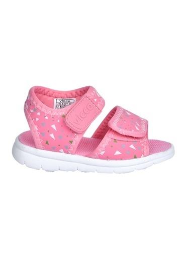 Vicco Vicco 332.20Y.305 Günlük Phylon Kız/Erkek Çocuk Spor Sandalet Pembe